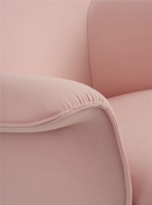 Doze Lounge Chair Nude Closeup