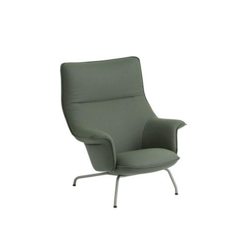 Doze Lounge Chair Light Green