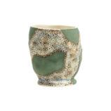 Jessica Hans Green Cow Mug 1