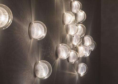 Bocci 76 Wall Light Installation