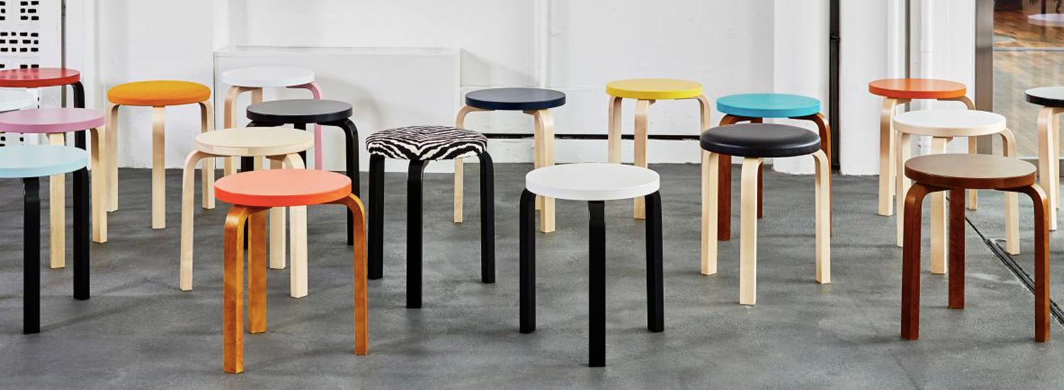 Artek designer furniture brand